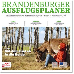 BRANDENBURGER AUSFLUGSPLANER - Herbst & Winter 2020/2021